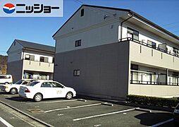 アペックスA・B[2階]の外観