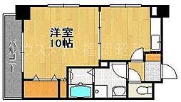 GH舞鶴[5階]の間取り