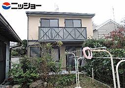ハイツ菅沼A棟[2階]の外観