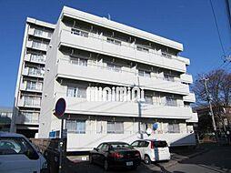コーラルマンション[1階]の外観