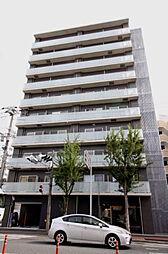 Luce Shinfukushima[2階]の外観