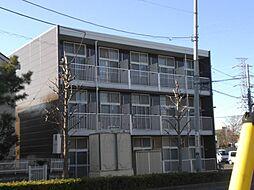 埼玉県川口市本前川2丁目の賃貸マンションの外観