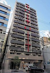 大阪府大阪市中央区瓦町2丁目の賃貸マンションの外観