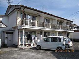 坂元第1アパート[206号室]の外観