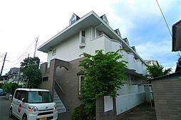 ホワイトキャッスル萩山[2階]の外観