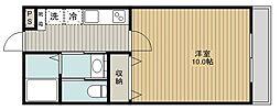 SAKASU AZABU[304号室]の間取り