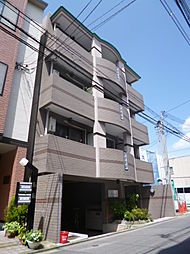 京都府京都市中京区御供町の賃貸マンションの外観