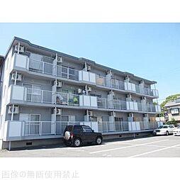 愛知県岡崎市東大友町字堀所の賃貸マンションの外観