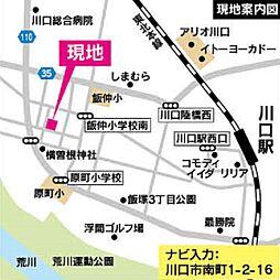 MAP ナビ入...
