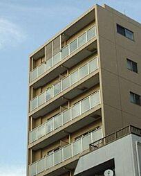 東京都豊島区駒込2丁目の賃貸マンションの外観