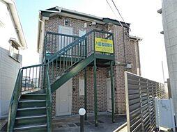 ハーミットクラブハウスマックスIII[2階]の外観