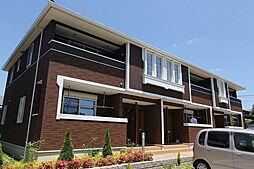 愛知県名古屋市名東区猪子石原3丁目の賃貸アパートの外観