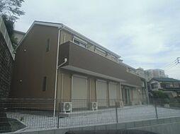 グランガーデン京急田浦[203号室]の外観