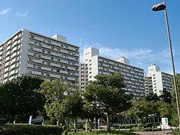 UR南港ひかりの団地[11-407号室]の外観