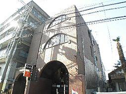芦屋清洲プラザ[3階]の外観