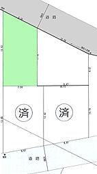 1号区区画図
