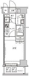 セジョリ横浜鶴見II[3階]の間取り