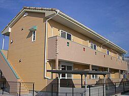 ラフォーレ新屋敷[201号号室]の外観