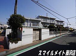 グリーンパーク湘南[3階]の外観