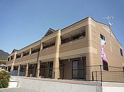 福岡県糟屋郡宇美町大字宇美の賃貸アパートの外観