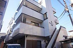 東京都荒川区町屋7丁目の賃貸マンションの外観