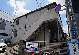 アクア下新宿[1階]の外観