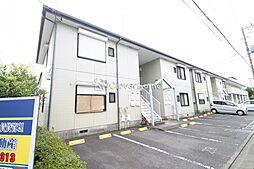 神奈川県相模原市中央区光が丘2丁目の賃貸アパートの外観