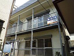 豊ヶ丘コーポ[2階]の外観