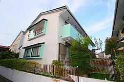 [テラスハウス] 東京都小平市学園東町 の賃貸【/】の外観