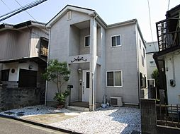 [一戸建] 千葉県千葉市中央区松波4丁目 の賃貸【/】の外観