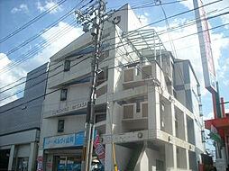 京都府京都市山科区御陵進藤町の賃貸マンションの外観