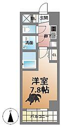 アーデンタワー西本町[8階]の間取り