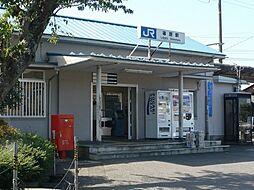 JR篠原駅まで...