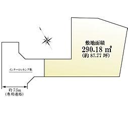 4号地 区画図
