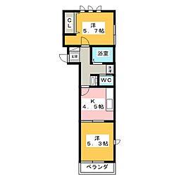鶴ヶ峰駅 6.8万円