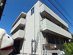 AF ドエルアサヒ[旭化成ヘーベルメゾン][1階]の外観