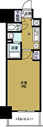 ララプレイス大阪West Prime[5階]の間取り