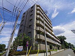 グリシーヌ東所沢[2階]の外観