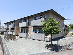三重県津市久居元町の賃貸アパートの外観