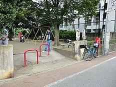 周辺環境:和田北公園