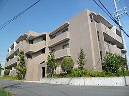 大阪府羽曳野市野々上2丁目の賃貸マンションの外観