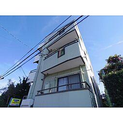 静岡県静岡市清水区谷田の賃貸マンションの外観