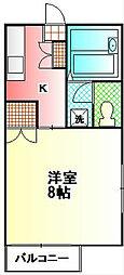 ミキハウス2[103号室]の間取り