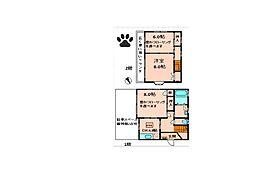 [一戸建] 埼玉県さいたま市桜区田島7丁目 の賃貸【/】の間取り