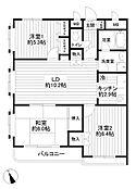 ~ 新規内装リフォーム アフターサービス保証付 南西角部屋につき陽当たり・通風良好 落ち着ける和室あり 住宅ローン減税対象物件 ~
