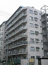 三ノ輪フラワーマンション[4階]の外観