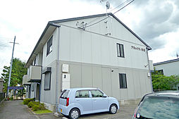 滋賀県栗東市小柿4丁目の賃貸アパートの外観