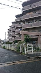 大阪府大東市野崎4丁目の賃貸マンションの外観