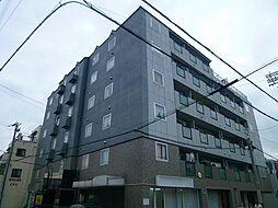 大阪府大阪市東住吉区桑津5丁目の賃貸マンションの外観