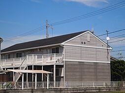 ルミエール飾磨II[2階]の外観